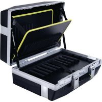 RAACO Werkzeugkoffer Premium L-67 B475xT200xH360mm 67 Einst.fächer RAACO