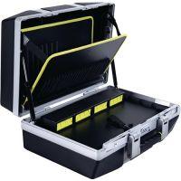 RAACO Werkzeugkoffer Superior L-57/2F B475xT200xH360mm 57+2 ToolFix Einst.fächer RAACO