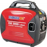 ENDRESS Stromerzeuger ESE 2000 i Silent 1,6 kVA,1,6 kW Benzin ENDRESS