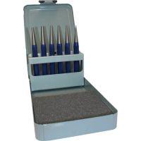 PROMAT Durchtreibersatz 6tlg.1-2-3-4-5+Körner-D.4mm Metallkassette PROMAT