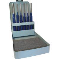PROMAT Splintentreibersatz 6tlg.3-4-5-6-8-10mm Metallkassette PROMAT