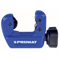 PROMAT Minirohrabschneider L.50mm 3-30mm Kupferrohr PROMAT f.1/8-1 1/8Zoll