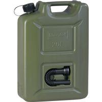 HÜNERSDORFF Kraftstoffkanister PROFI Inh.20l L350xB165xH495mm olivgrün