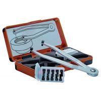 AMF Verstellbarer Stirnlochschlüsselsatz 758 S Zapfen-D. 1,5-2-2,5-3-4mm AMF