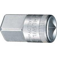 STAHLWILLE Vergrößerungsstück 432 Antr.3/8 Zoll Abtrieb 1/2 Zoll L.31mm STAHLWILLE