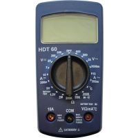 HDT Multimeter HDT 60 2-600 V AC/DC HDT