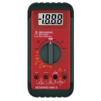 BENNING Multimeter MM 2 0,1 mV-750 V AC,0,1 mV-1000 V DC RMS BENNING