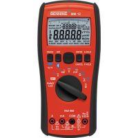 BENNING Multimeter MM 12 0,0001-1000 V AC/DC TRUE RMS BENNING