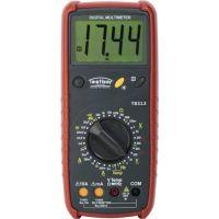 TESTBOY Digitalmultimeter Testboy 313 1mV-600 V AC,0,1 mV-600 V DC RMS TESTBOY