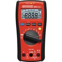BENNING Multimeter MM 6-2 0,1-1000 V AC/DC TRUE RMS BENNING