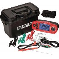BENNING Installationsprüfgerät IT 105 z.Prüfung elektrischer Anlagen BENNING