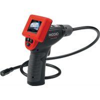 RIDGID Inspektionskamera micro CA-25 2,4 Zoll 480x234 17mm LED 4 Kabel-L.1200mm RIDGID