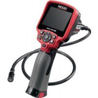RIDGID Inspektionskamera micro CA-350 3,5 Zoll 640x480 17mm LED 4 Kabel-L.900mm RIDGID