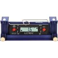 PROMAT Neigungsmesser 20cm Ku.blau ± 0,05Grad-0,2Grad PROMAT