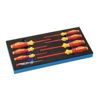 PROMAT Werkzeugmodul 8-tlg.1/3-Modul Schlitz 2,5-6,5/PH 1,2 PROMAT