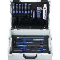 PROMAT Werkzeugsortiment Univ.44-tlg.L-Boxx PROMAT