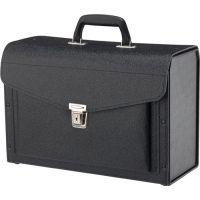 PROMAT Werkzeugtasche B.420xT.165xH.278mm Industrieleder m.Tragegriff 19l Vol. PROMAT