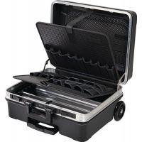 PROMAT Schalenkoffer Innen-B485xT200xH375mm HDPE-Kunststoff 36l PROMAT