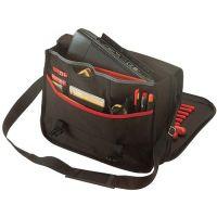 PLANO Werkzeugtasche B.400xT.100xH.325mm 10 Innen/Außentaschenm. verstellb. Tragegurt