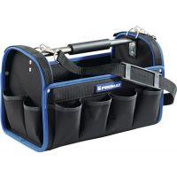 PROMAT Werkzeugtasche B.400xT.250xH.200mm m.Tragegriff/riemen aus Nylongewebe PROMAT
