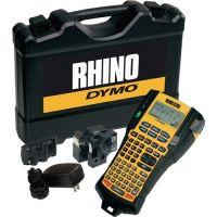 DYMO Beschriftungsgerät Rhino 5200 Schriftbandbreiten 6,9,12,19mm DYMO