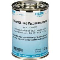 Felder Weichlöt- u.Verzinnungspaste 230-250GradC 1kg S-Sn97Cu3 FELDER