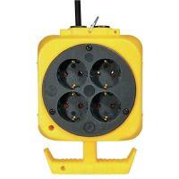 Pendelstromverteiler Stecker 230 V,16 A 8x230V