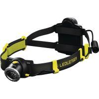 LED LENSER LED-Kopfleuchte LED LENSER® iH7R CRI 3xAAA Microakku NiMH LED LENSER