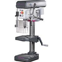 OPTI-DRILL Tischbohrmaschine B 24 H 24mm MK2 350-4000min-¹ m.Not-Halt-Schalter OPTI-DRILL