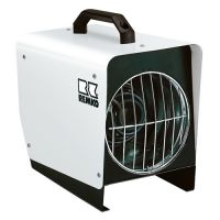 REMKO Elektroheizer TX 2500 250 m³/h