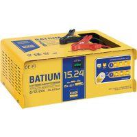 GYS Batterieladegerät BATIUM 15-24 6/12/24 V effektiv:22/arithmetisch: 7-10-15 A GYS