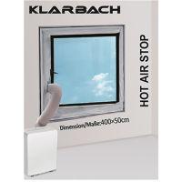 GGV Fensterabdichtung Hot Air Stop L.4000mm B.500mm Ku.