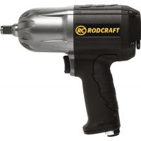 RODCRAFT Druckluftschlagschrauber RC 2277 12,5mm (1/2Zoll) A4-kant 60-900 Nm