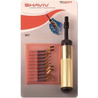 SHAVIV Entgraterset Golden Flex Set E 7tlg.SHAVIV