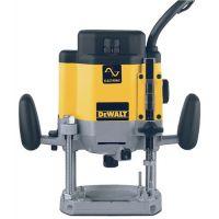 DEWALT Oberfräse DW 625 E 2000W 8000-20000min-¹ 6-12,7mm+M12 DEWALT