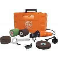 FEIN Schleifpolierer WPO 14-25 E Edelstahl-Start-Set 230mm 900-2500min-¹ 1200W FEIN