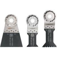 FEIN E-Cut Sägeblatt Set Combo 3-tlg.StarlockPlus FEIN