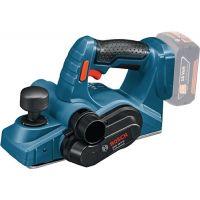 BOSCH Akkuhobel GHO 18 V-LI Professional 18 V 82mm 14000min-¹ BOSCH