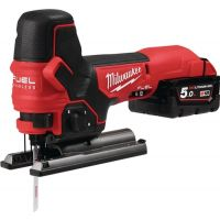 MILWAUKEE Akkustichsäge M18 FBJS-502X 18 V 5 Ah 100mm 25mm MILWAUKEE