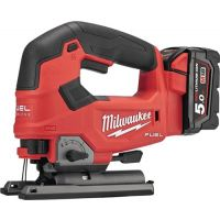 MILWAUKEE Akkustichsäge M 18 FJS-502X 18 V 5 Ah 100mm 25mm MILWAUKEE