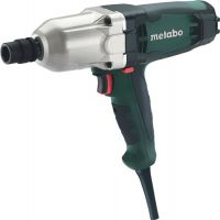 METABO Schlagschrauber SSW 650 12,5mm (1/2Zoll) A4-kant 600 Nm METABO