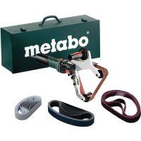 METABO Rohrbandschleifer RBE 15-180 Set Rohr-Ø 180mm 40x760mm 1550W METABO