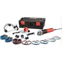 FLEX Rohrbandschleifer Trinoxflex BRE 8-4 Inox Set Rohr-D.50mm 4/20/30x533mm 800W