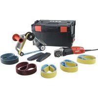 FLEX Rohrbandschleifer Trinoxflex BRE 14-3 125 SET Rohr-D.125mm 760x40mm 880 W FLEX