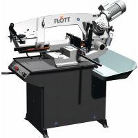 FLOTT Metallbandsäge HBS 225 A 2720x27x0,9mm 40/80 m/min 1,1/1,5 kW FLOTT