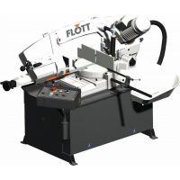 FLOTT Metallbandsäge HBS 250 HA 2910x27x0,9mm 20-120 m/min 1,5 kW FLOTT