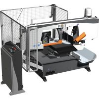 FLOTT Metallbandsäge HBS 350 ANC 4780x34x1,1mm 20-120 m/min 3,0 kW FLOTT