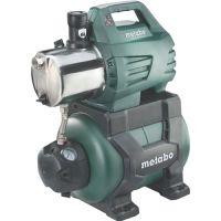 METABO Hauswasserwerk HWW 6000/25 Inox 6000 l/h 55m 8m 1300W STA 24l METABO