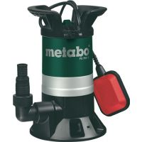 METABO Schmutzwasserpumpe PS 7500 S 7500 l/h 450W Ku.METABO