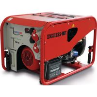 ENDRESS Stromerzeuger ESE 1506 DHG-GT ES Duplex 13 kVA,10,4 kW Benzin ENDRESS
